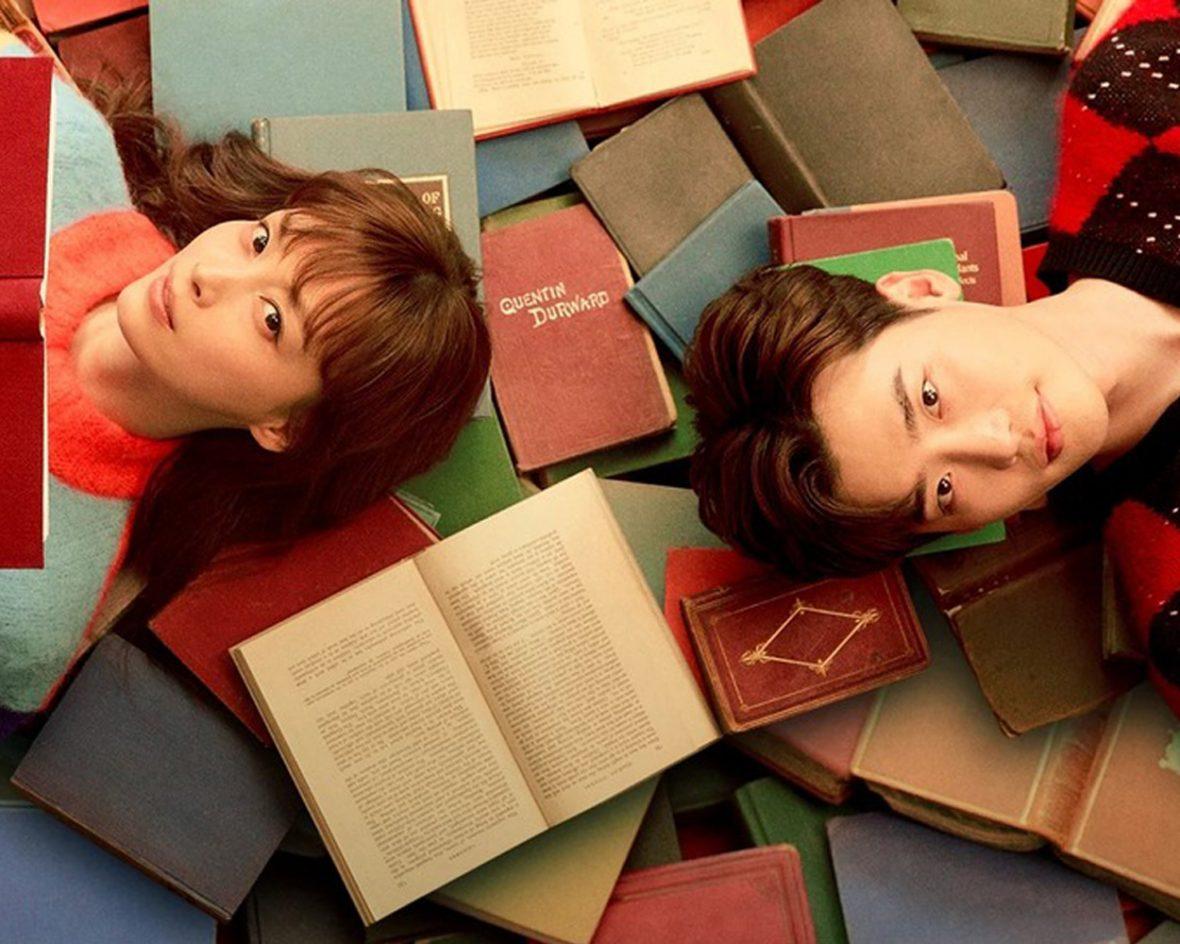 10 Dramas para assistir na Netflix - Romance is a Bonus Book