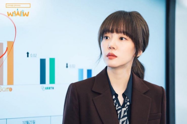 Im Soo Jung como Bae Ta Mi no k-drama Search: www do Viki