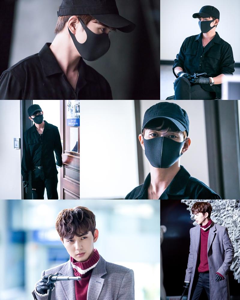 Yoo Seung Ho em I'm Not A Robot k-drama viki