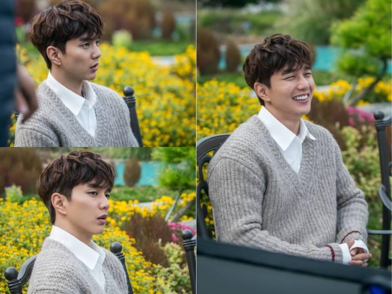 Yoo Seung Ho como Kim Min Kyu em I'm Not A Robot k-drama viki
