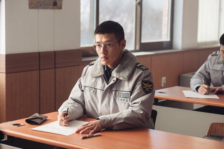 Kang Ha Neul no filme Midnight Runners