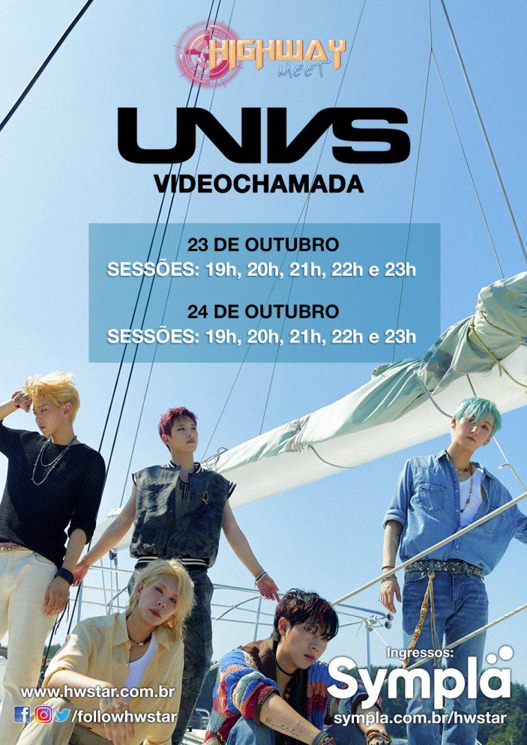 Entrevista com UNVS: fãs do Brasil - meeting virtual