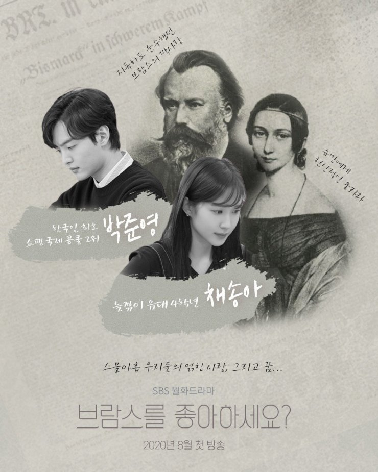 Poster de Do You Like Brahms?